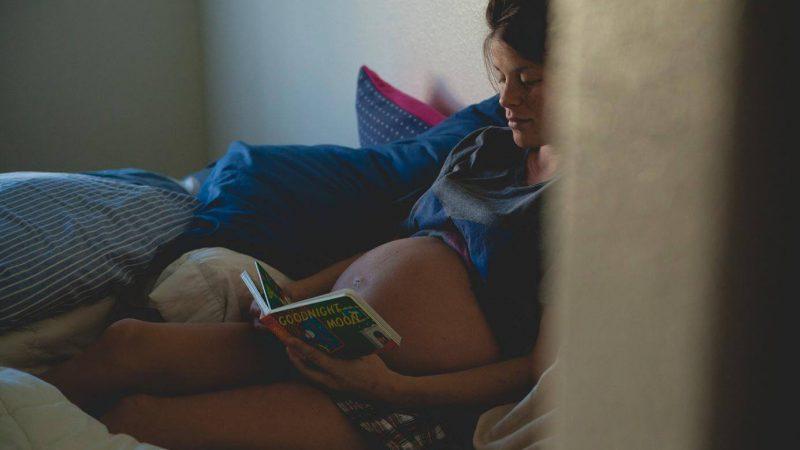 Schlaflosigkeit in der Schwangerschaft