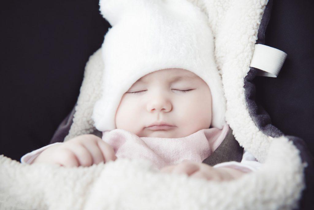 Baby Kälte Winter